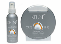 CARE LINE ABSOLUTE VOLUME SHAMPOO i KERATIN VOLUMIZER